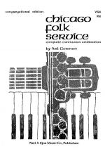 Chicago Folk Service-Congregational Edition Sheet Music