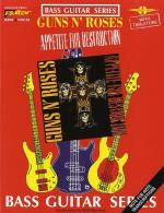 Guns N' Roses: Appetite For Destruction (For Bass Guitar) Sheet Music