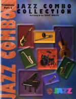 Jazz Combo Collection - Trombone  Part 4 Sheet Music