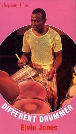 Different Drummer: Elvin Jones Sheet Music