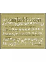 Clavier- und Orgelwerke autographer Uberlieferung Libro Secondo (1649) Sheet Music
