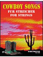 Cowboy Songs fur Streicher Sheet Music