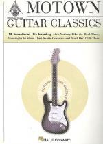 Motown Guitar Classics Sheet Music