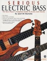 Joel Di Bartolo: Serious Electric Bass Sheet Music