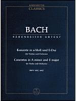 Zwei Violinkonzerte Sheet Music