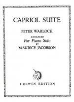 Capriol Suite (Solo Piano) Sheet Music