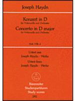 Konzert fur Violoncello und Orchester D-Dur Hob.VIIb:2 Sheet Music