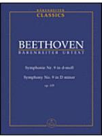 Symphonie Nr. 9 d-Moll op. 125 Sheet Music