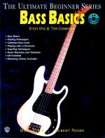 Ultimate Beginner: Bass Basics Step One And Two Combined (Book/CD) Sheet Music
