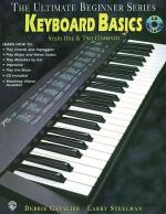 Ultimate Beginner: Keyboard Basics (Step One And Two Combined) Sheet Music