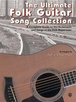 Ultimate Folk Guitar Song Collection Sheet Music