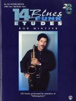 14 Blues And Funk Etudes For Eb Instruments Sheet Music