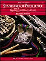 Standard of Excellence Book 1, Trombone Sheet Music