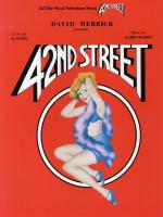 42nd Street - Vocal Selections Sheet Music