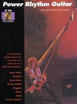 Ron Middlebrook/ Dave Celentano: Power Rhythm Guitar Sheet Music