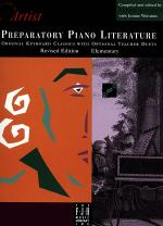 Preparatory Piano Literature Sheet Music