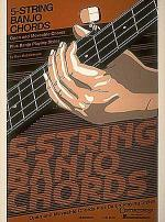 5-String Banjo Chord Chart Sheet Music