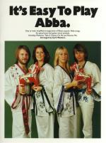 It's Easy To Play Abba Sheet Music