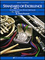 Standard of Excellence Book 2, Trombone Sheet Music
