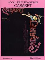 Cabaret - Vocal Selections Sheet Music