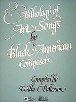 Anthology of Art Songs by Black American Composers Sheet Music
