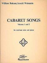 Cabaret Songs - Volumes 1 And 2 Sheet Music