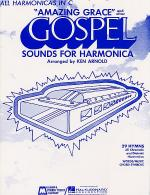 Amazing Grace And Other Gospel Sounds For Harmonica Sheet Music