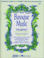 Baroque Music For Trumpet Sheet Music