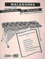 Malaguena - Percussion/Piano/Xylophone/Marimba Sheet Music