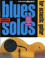 Blues Solos For Acoustic Guitar Sheet Music