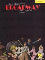 The Definitive Broadway Collection Sheet Music