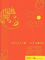 Danzas Afro-Cubanas Sheet Music
