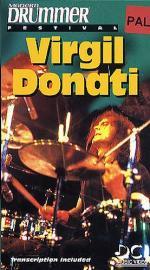 Modern Drummer Festival: Virgil Donati Sheet Music