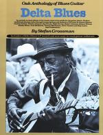 Delta Blues: Oak Anthology Of Blues Guitar Sheet Music