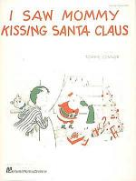 I Saw Mommy Kissing Santa Claus Sheet Music