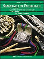 Standard of Excellence Book 3, Trombone Sheet Music