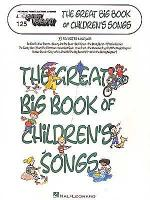 The Great Big Book of Children's Songs Sheet Music