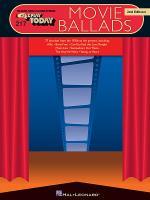 E-Z Play Today #217 - Movie Ballads Sheet Music