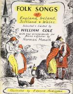 Folk Songs of England, Ireland, Scotland and Wales Sheet Music