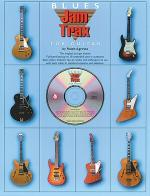 Jam Trax Blues For Guitar Sheet Music