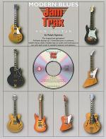 Jam Trax Modern Blues For Guitar Sheet Music
