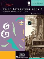Piano Literature - Book 1 Sheet Music
