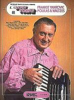 E-Z Play Today #81 - Frankie Yankovic: Polkas & Waltzes Sheet Music