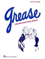 Grease: Vocal Score Sheet Music