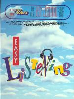 E-Z Play Today #204 - Best Easy Listening Songs Ever Sheet Music