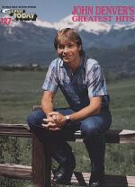 E-Z Play Today #127 - John Denver's Greatest Hits Sheet Music