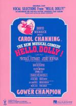 Vocal Selections From Hello Dolly Sheet Music