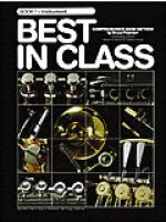 Best in Class, Book 1 - Trombone Sheet Music