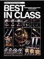 Best in Class, Book 1 - Bb Cornet/Trumpet Sheet Music