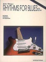 Rhythms For Blues For Guitar Sheet Music